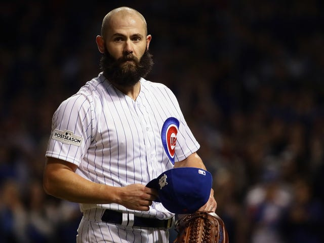 Jake Arrieta Finally Rejoins The Ranks Of The Employed, Signs With The Phillies