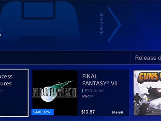 There Are Fourteen More Games For Sale On PSN Today