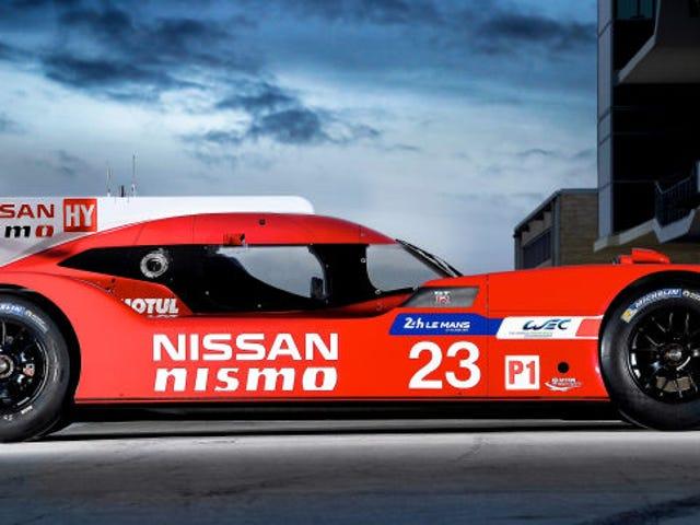 Nissan a licencié ses employés LMP1 trois jours avant Noël avec un courrier électronique
