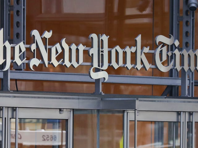 The New York Times Is Killing Its Soul