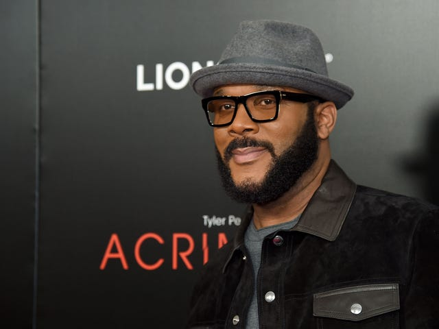 Tyler Perry Says Stop Falling for Facebook Scams. He's Not Giving Away Any Money
