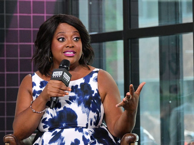 Sherri Shepherd's Son Doesn't Like Black Girls Because They're Mean