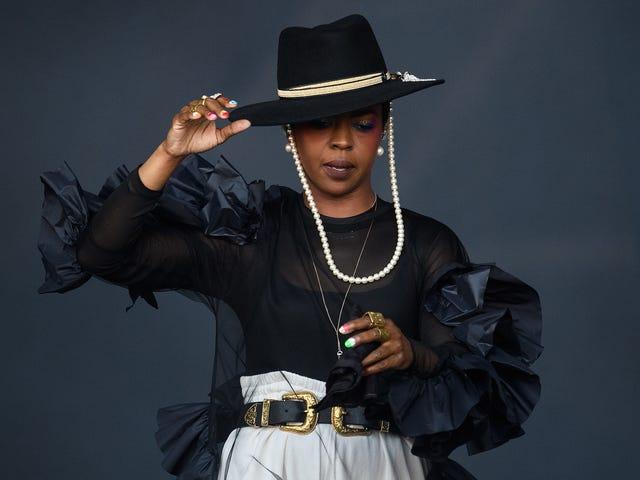 Berikut adalah lagu solo Lauryn Hill yang pertama dalam 5 tahun