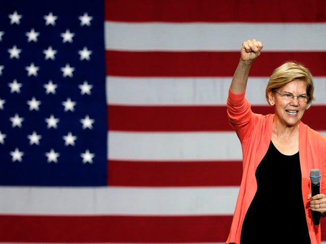 Elizabeth Warren Tells The Root How Capitalism Can Exist Without Racism