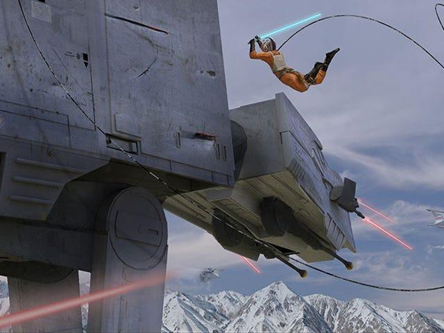 Luke Skywalker、それは非正統的なアプローチです