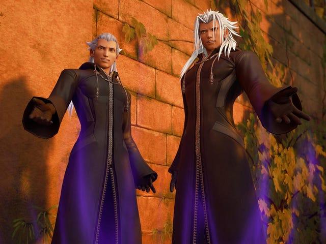 L'epilogo di Kingdom Hearts III verrà replicato dopo il lancio