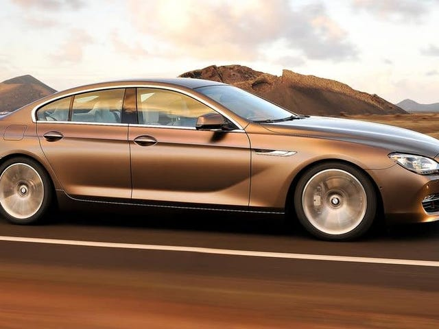 Dead: BMW 3 Series GT, BMW 6 Series GT, BMW 6 Series Gran Coupe