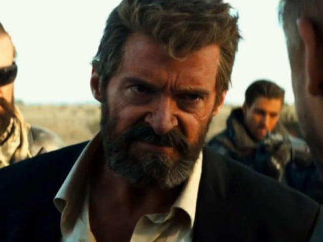Hugh Jackman ilk Wolverine oynamaya başladığında, O sucked diyor