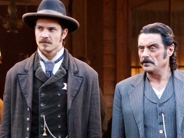 Leviathan fuckin' smiles as HBO's Deadwood movie gets a new teaser, release date