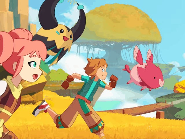 Temtem Is A Pokémon Clone That Looks Pretty Cool