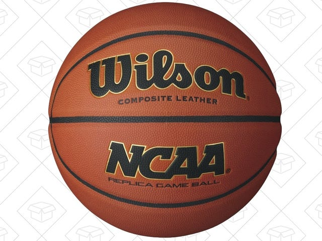 This $24 Wilson Basketball Deal Is the Real MVP [Exclusive]