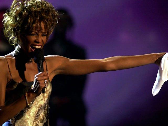 Welp, будьте готовы к тому, что Whitney Houston Touring Hologram