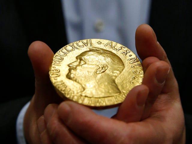 プレミオ・ノーベル・デ・ラ・パス(Premio Nobel de la Paz)