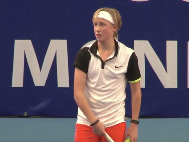 Bjorn Borg's Teen Son Loves Tennis And Roasting His Father
