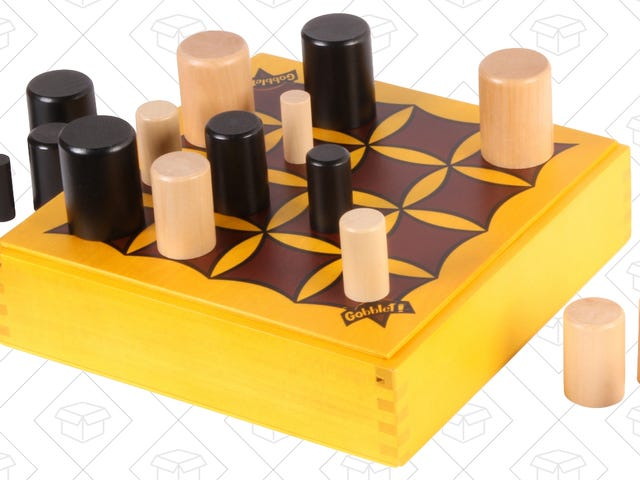 GobbletIs a Worthy Addition To Your Board Game Cabinet For Under $20