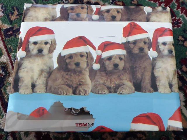 โพสต์ทีเซอร์ของขวัญคริสต์มาส