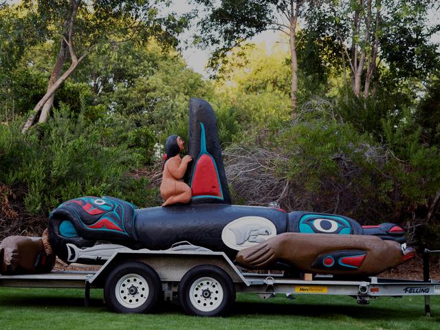 Die kühne neue Museumsausstellung fordert die Welt nachdrücklich auf, die fast ausgestorbenen Orcas des Staates Washington zu retten