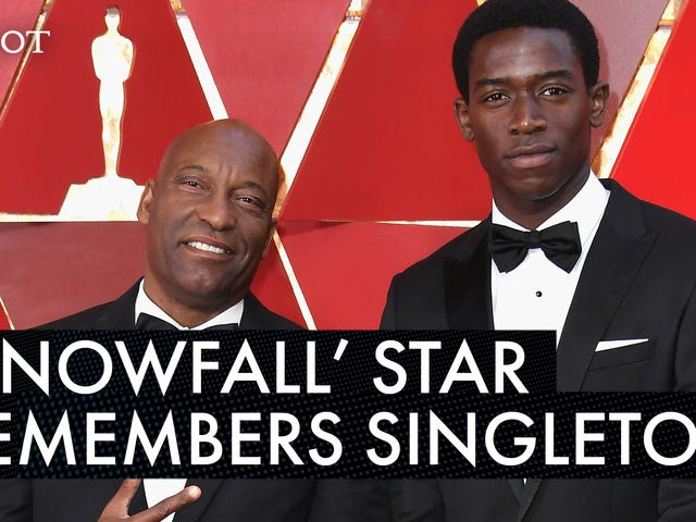 Snowfall Star Remembers John Singleton and Nipsey Hussle Ahead of Season 3 Premiere