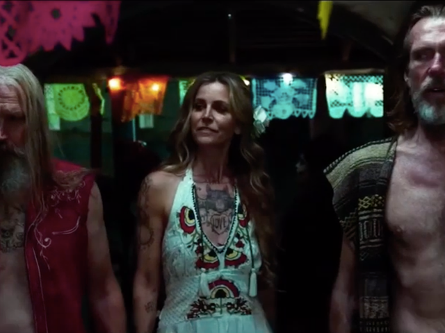 Here's the first teaser for Rob Zombie's Devil's Rejects sequel, 3 From Hell