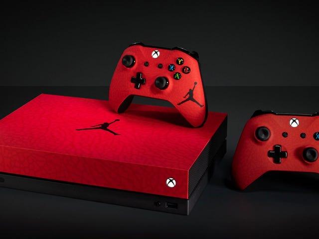Xbox x Air Jordan Collab Is A Tasteful Nod To A Classic