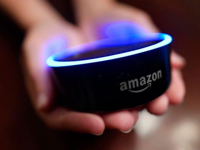 Σημειώστε ότι μπορείτε να μεταφέρετε τα προσωπικά σας μηνύματα, όπως μπορείτε να δείτε στο Amazon Echo al mar
