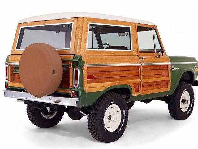Es gibt ein Unternehmen in Ohio mit dem Namen Classic Ford Broncos, das eine Vielzahl von verschiedenen Modellen zusammenstellt