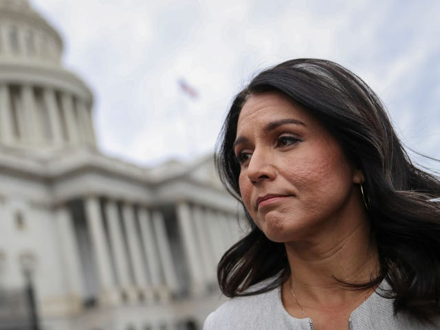 Who Knew Tulsi Gabbard Was Still Running for President? Well, Those 4 People Are Going to Be Upset to Learn That She's Dropped Out