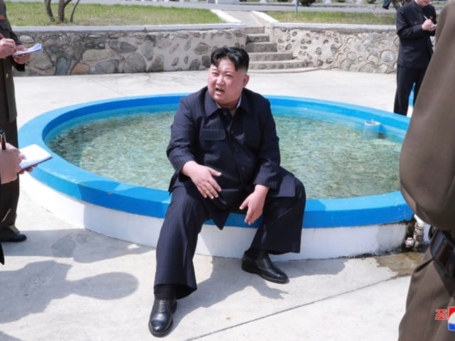 North Korea Says It Tested a New 'Tactical Guided' Mystery Weapon, Further Freaking Everyone Out