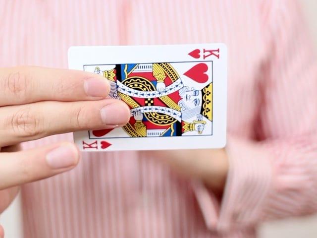 El secreto de este truco de magia que te ha dejado con la boca abierta toda la vida eran las matemáticas