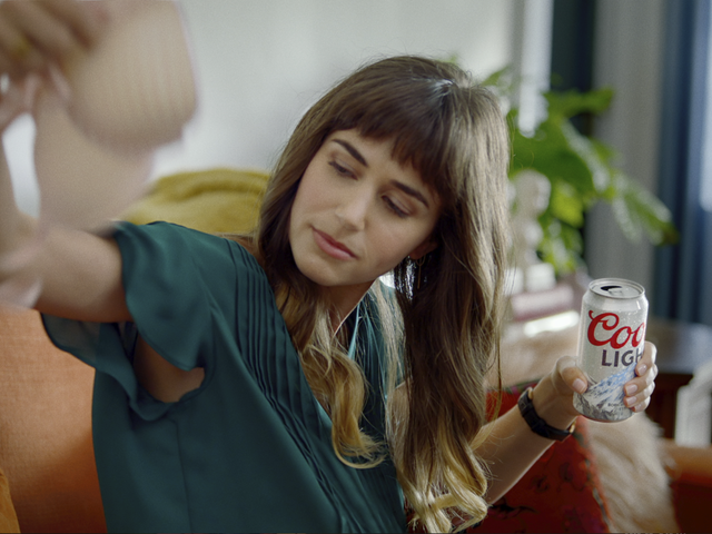 "Why the Coors Light ""bra ad"" is groundbreaking"