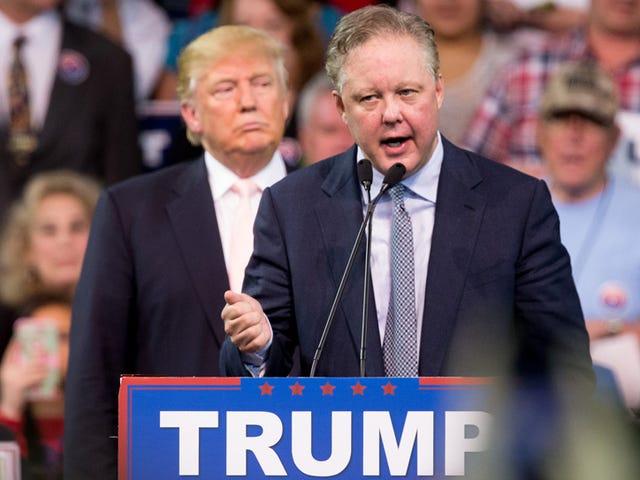 Brian France NASCAR Tidak Memahami Pengesahan Trump Sendiri