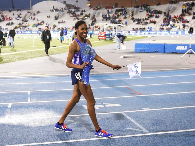 The Curious Case Of Ajee Wilson's Positive Drug Test