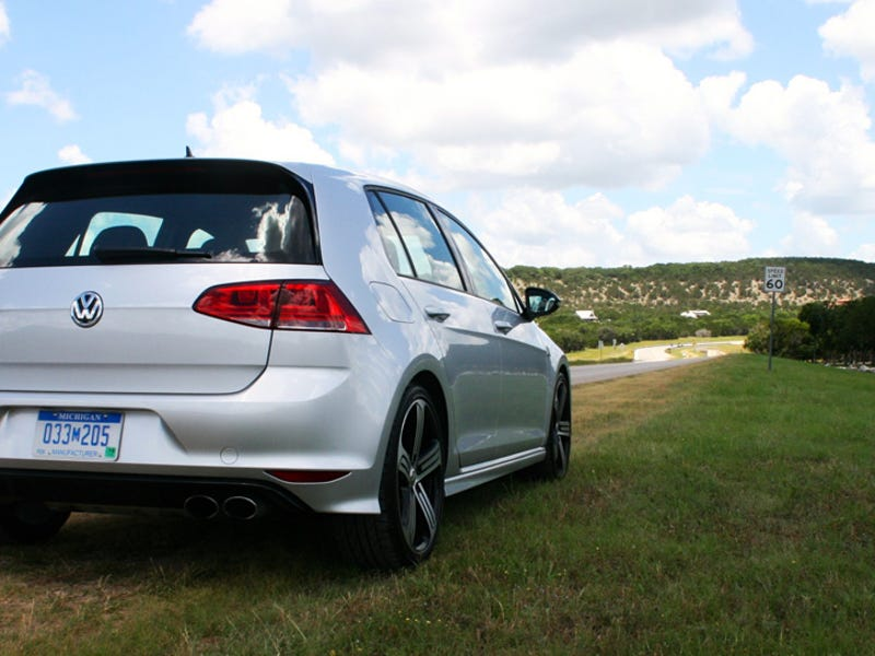The 2015 Volkswagen Golf R Is Good At Everything And Has Fun