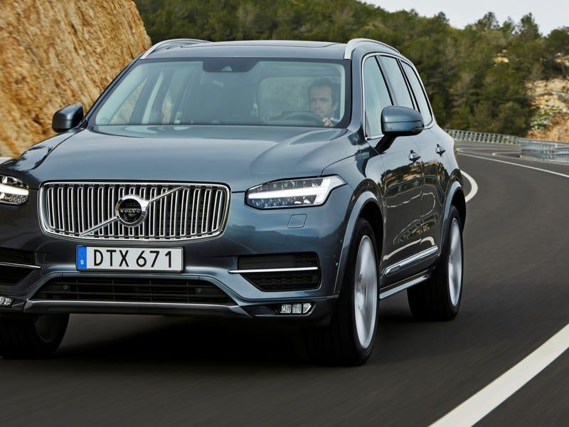 Hasil gambar untuk Sesuatu Yang Baru Dengan Volvo XC90