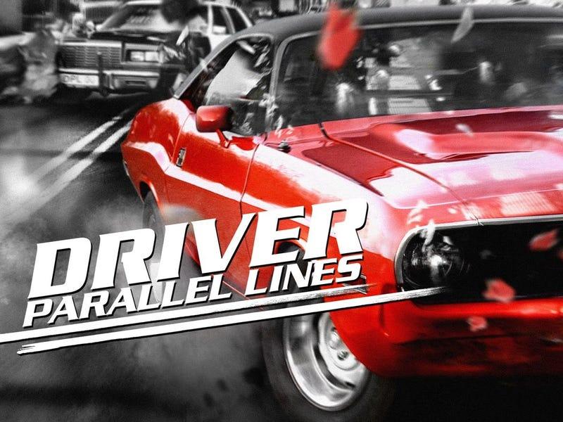 Driver parallel lines видео смотреть