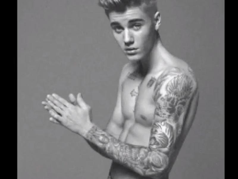 Justin Bieber ha un grosso pene