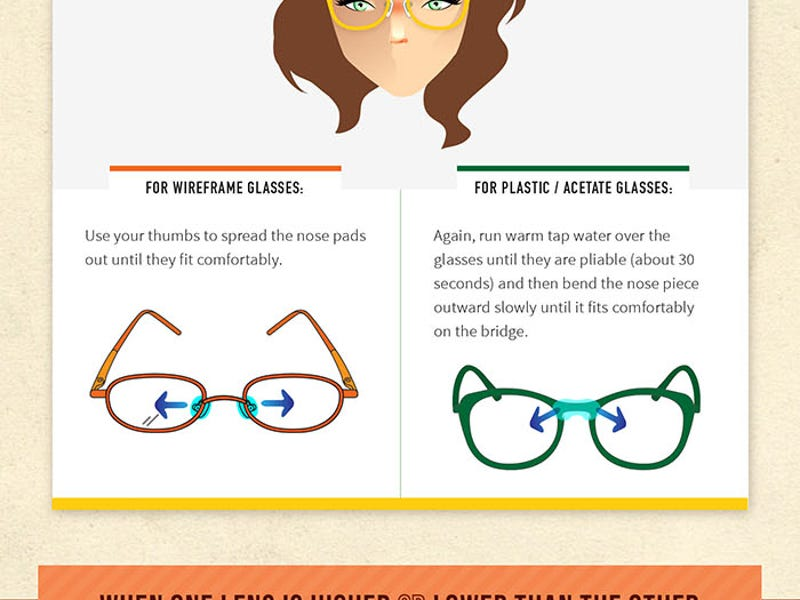 Ein DIY Guide zum Anpassen der eigenen Brille