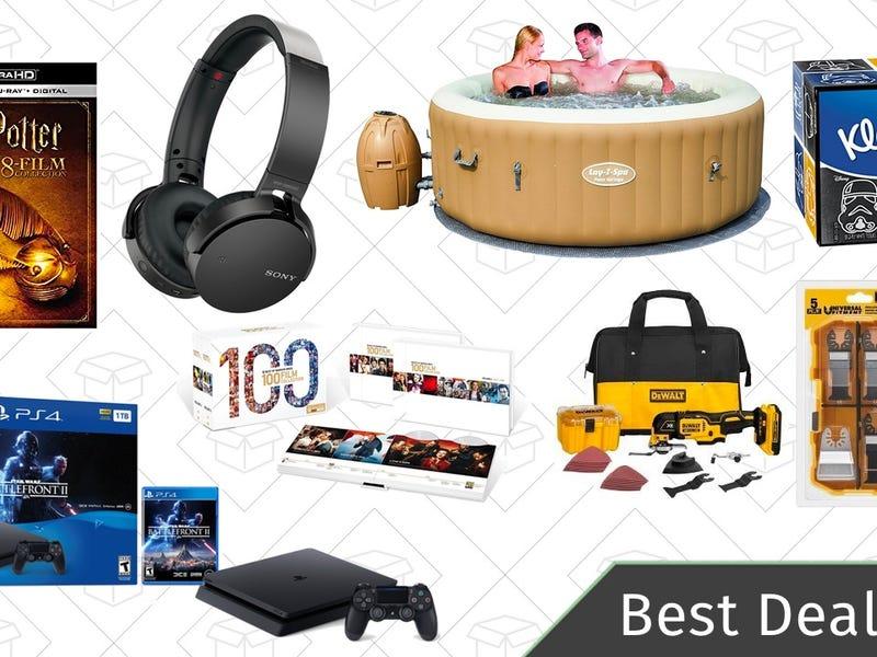 Die besten Angebote vom Freitag: Dewalt Multi-Tool, PS4 Star Wars ...