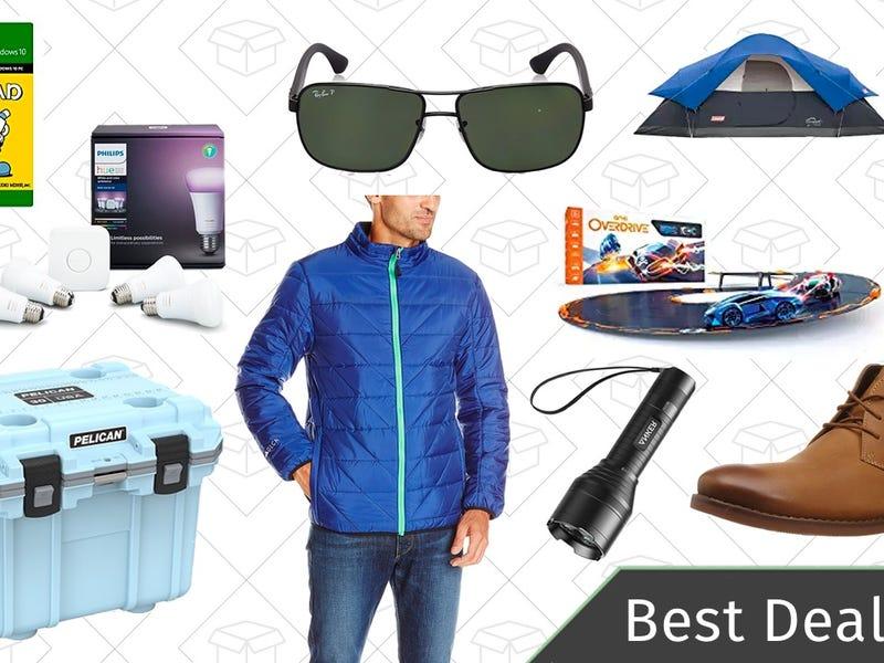 Die besten Angebote vom Freitag: Winterausrüstung, Philips Hue ...