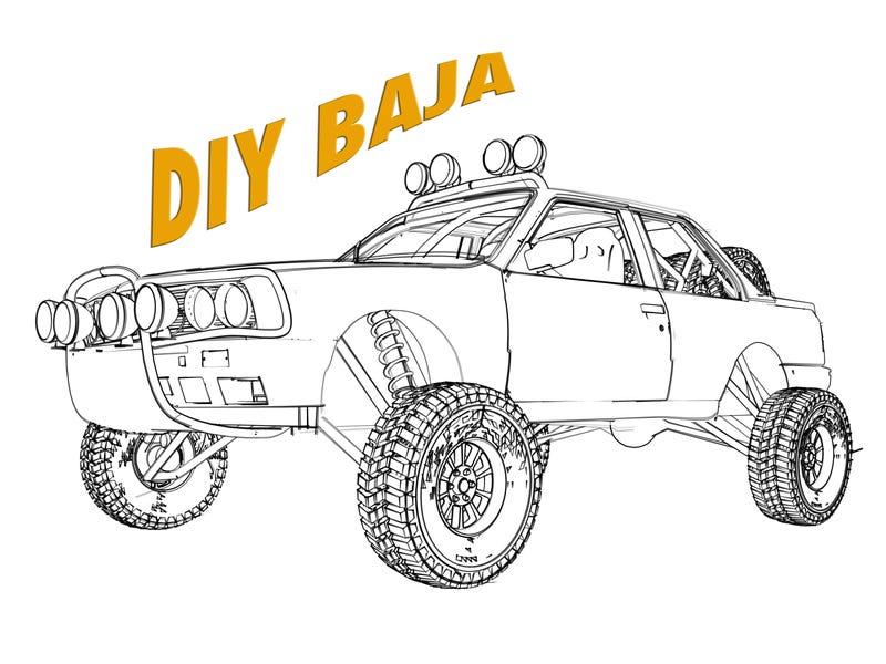 DIY BAJA: ¡Cómo Construimos el Baja Pig!