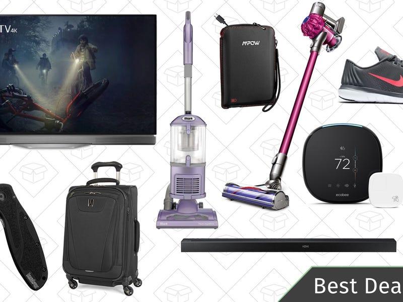 Die besten Angebote für den Freitag: OLED-Fernseher, Dyson ...