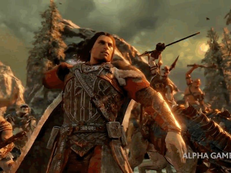 Middle earth shadow of mordor eb games online