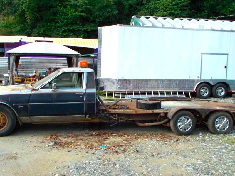 Wie ein Mechaniker von North Carolina einen Cadillac Seville in ...