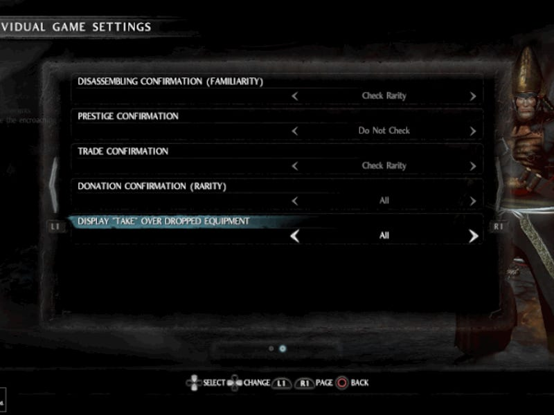 Nioh Just Added A Feature That Should Be In All Loot Games