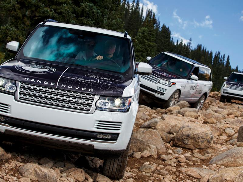 Dies sind die zehn meisten Off-Road Capable SUVs, die Sie kaufen können