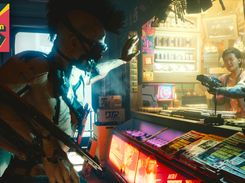 Wie Cyberpunk 2077 Quests anders als The Witcher 3