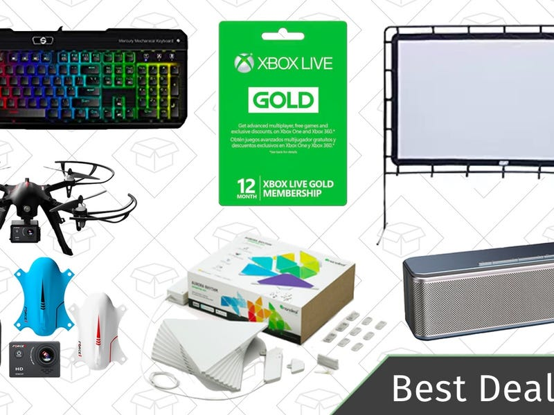 Friday's Best Deals: Xbox Live Gold, Humble Monthly, Laundry Pods, dan Lainnya