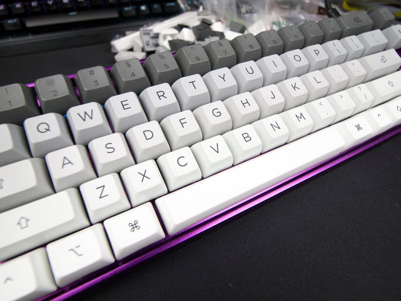 Wie man eine eigene Tastatur baut