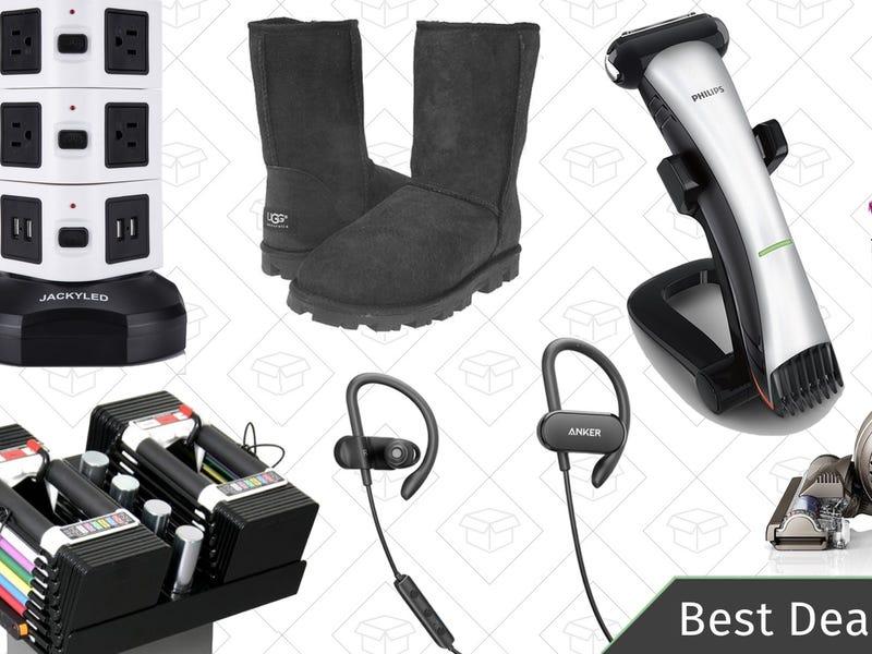 Die Besten Angebote Vom Mittwoch: Dyson Animal, Anker SoundBuds, Ugg Boots  Und Mehr
