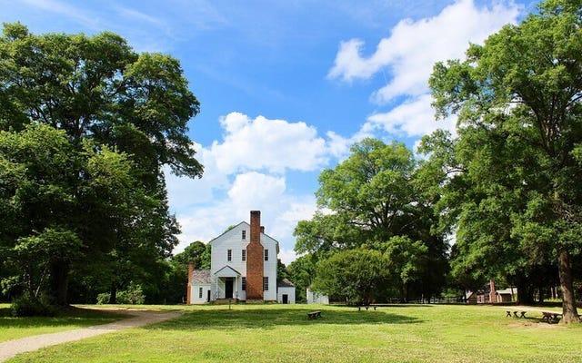 ノースカロライナプランテーションは、「マッサ」が南軍について詩的にワックスをかけたであろうジューンティーンスのイベントをキャンセルします